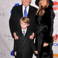 Barron Trump Foto: Getty Images