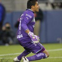 Oswaldo Sánchez Foto:Getty Images