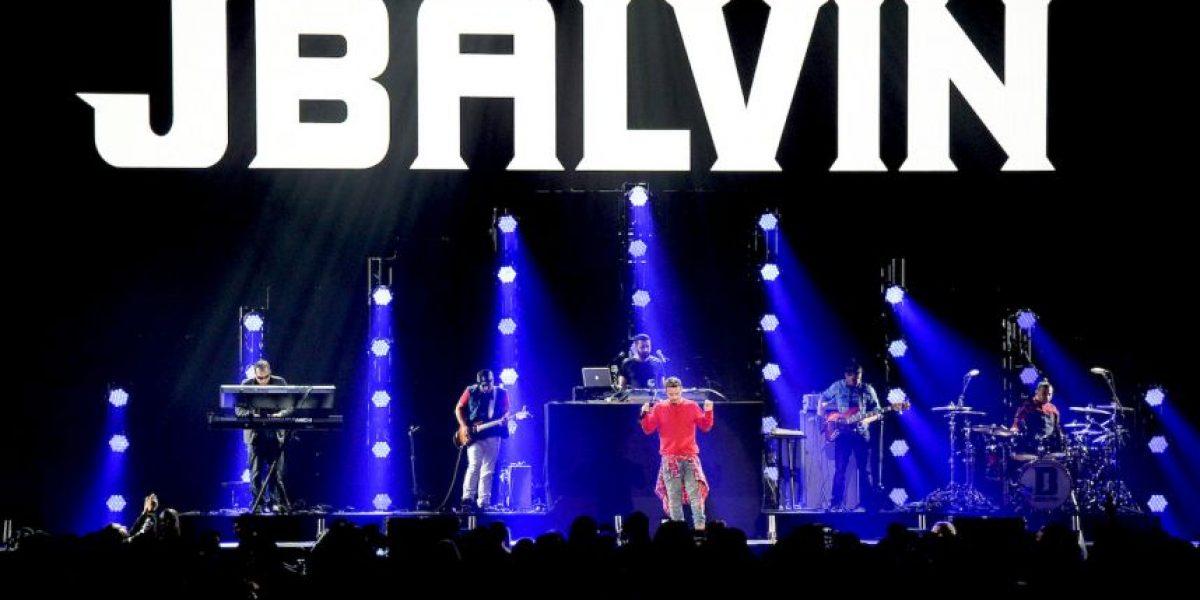 J Balvin cancela su participación en