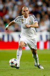 11. Pepe: 3.8 millones de euros. Foto: Getty Images