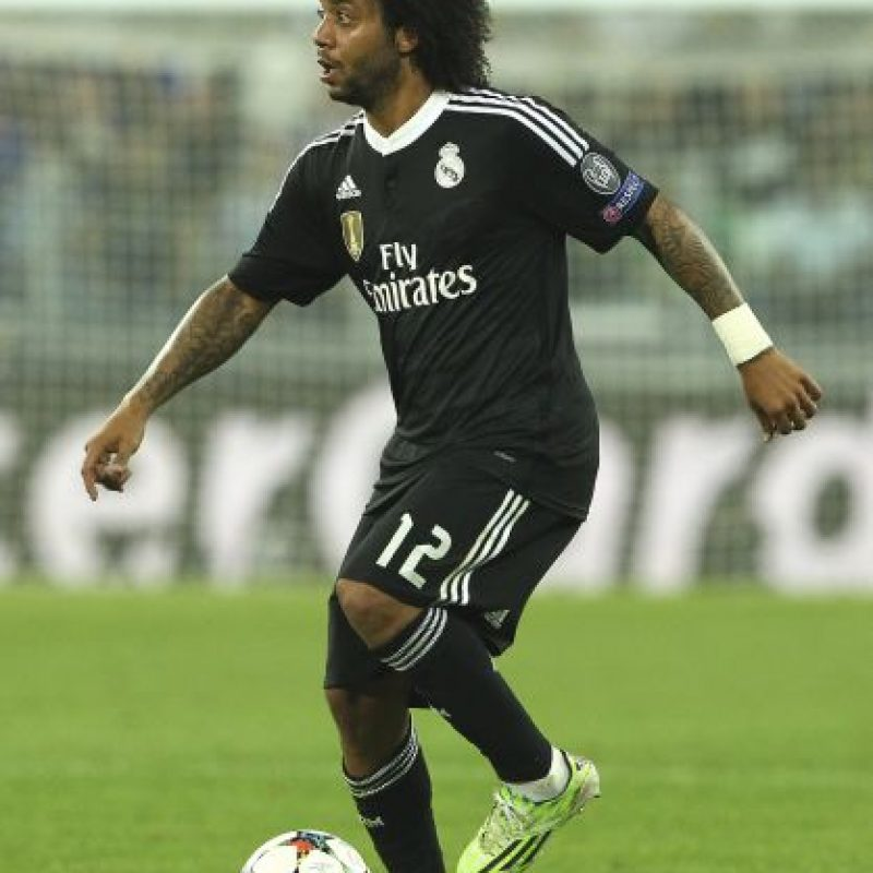 9. Marcelo: 4 millones de euros. Foto: Getty Images