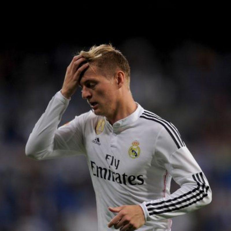 6. Toni Kroos: 6 millones de euros. Foto:Getty Images