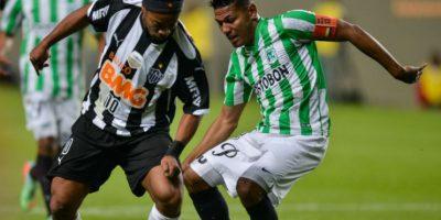 El 8 de octubre de 2012, Ronaldinho marcó tres de las seis anotaciones con las que Atlético Mineiro humilló al Figuereinse en el Brasileirao. Foto:Getty Images