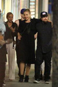 Cercanos a Cameron aseguran que la actriz decidió tomarse un año sabático de Hollywood y tratar de convertirse en madre. Foto:Grosby Group
