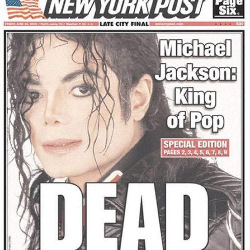 """Foto:Periódico """"New York Post"""""""