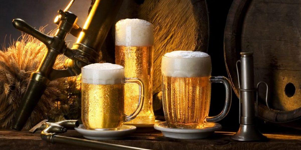 Gracias a la cerveza estos sucesos vieron la luz y por eso ¡Salud!