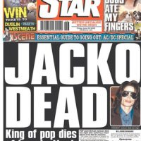 "Foto:Periódico ""Irish Daily Star"""