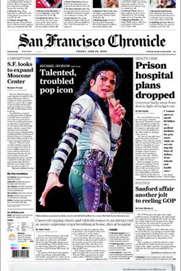 "Foto:Periódico ""San Francisco Chroncle"""