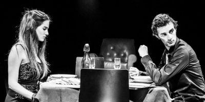Sigue actuando y estudiando teatro. Foto:vía Facebook/Giorgio Cantarini