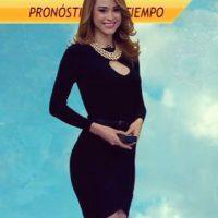 Es modelo y conductora del tiempo en Televisa Monterrey, en México. Foto:Vía Instagram/@IamYanetGarcia