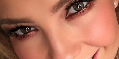 Thalía como nunca la habíamos visto, sin maquillaje y con