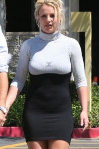 Y qué acumulación la que tenía Britney Spears. Foto:vía Getty Images