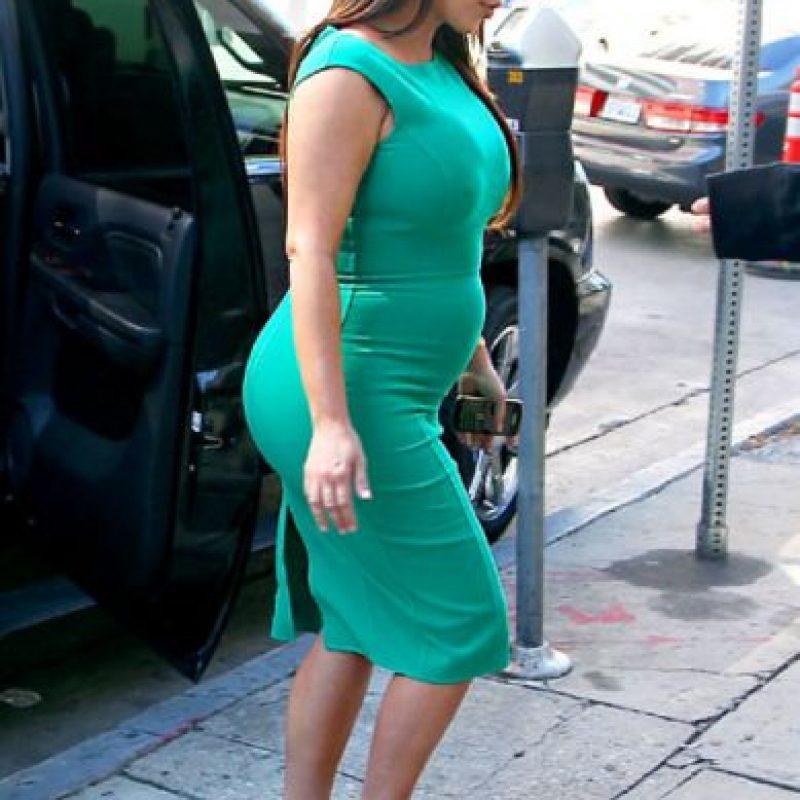 ¿Cómo resistirá ese vestido? Foto:vía Getty Images