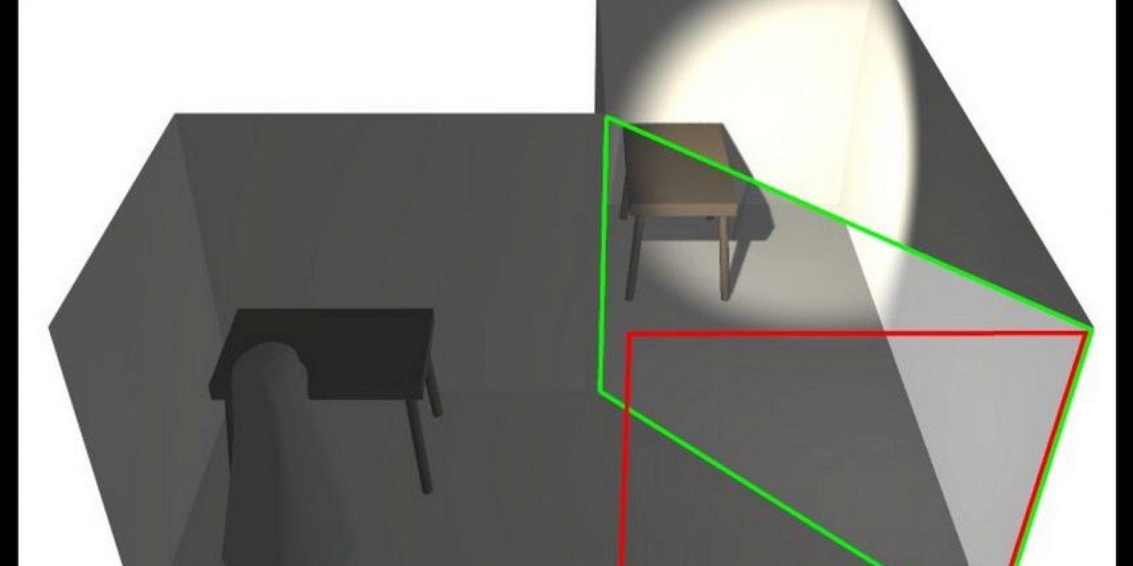 Esta técnica de ilusionismo es utilizada en teatro, trucos de magia y atracciones como la casa del terror Foto:Wikicommons