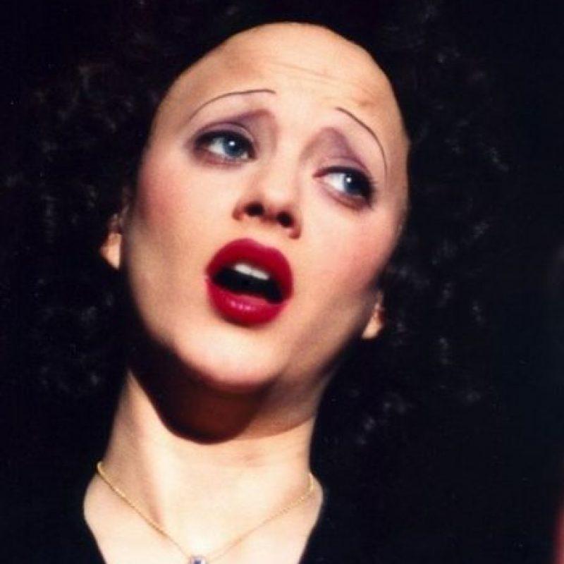 """Marion Cotillard interpretó a Edith Piaf en """"La vie en rose"""" en 2006. Foto:vía Légende Films"""