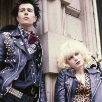 "Gary Oldman y Chloe Webb interpretaron a Sid Vicious y Nancy Spungen en ""Sid y Nancy"", en 1986. Foto:vía The Samuel Goldwyn Company"