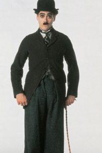 "Robert Downey Jr. fue Charles Chaplin en ""Chaplin"", en 1992. Foto:vía TriStar Pictures."