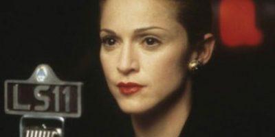 """Madonna fue Eva Perón en """"Evita"""", en 1996. Foto:vía BuenaVista Pictures"""