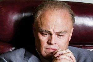 """Leonardo DiCaprio interpretó al polémico exdirector de la CIA J. Edgar Hoover en """"J. Edgar"""". Foto:vía Warner Bros"""