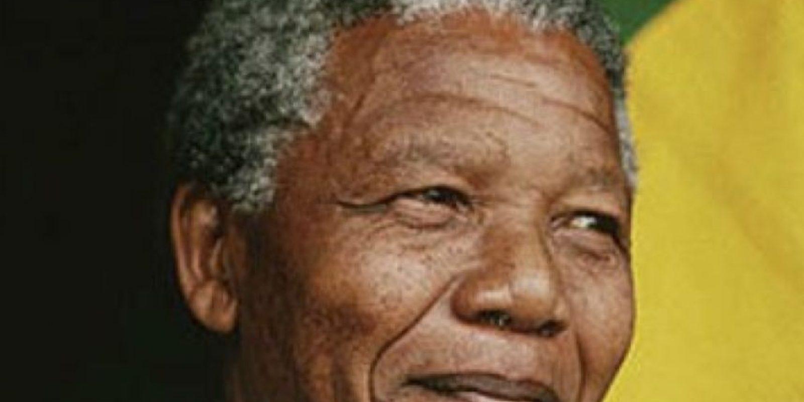 Mandela declaró alguna vez que solo el actor podría interpretarlo. Y eso hizo. Freeman fue a pedirle al expresidente surafricano su bendición para rodar la peícula. Foto:vía Getty Images