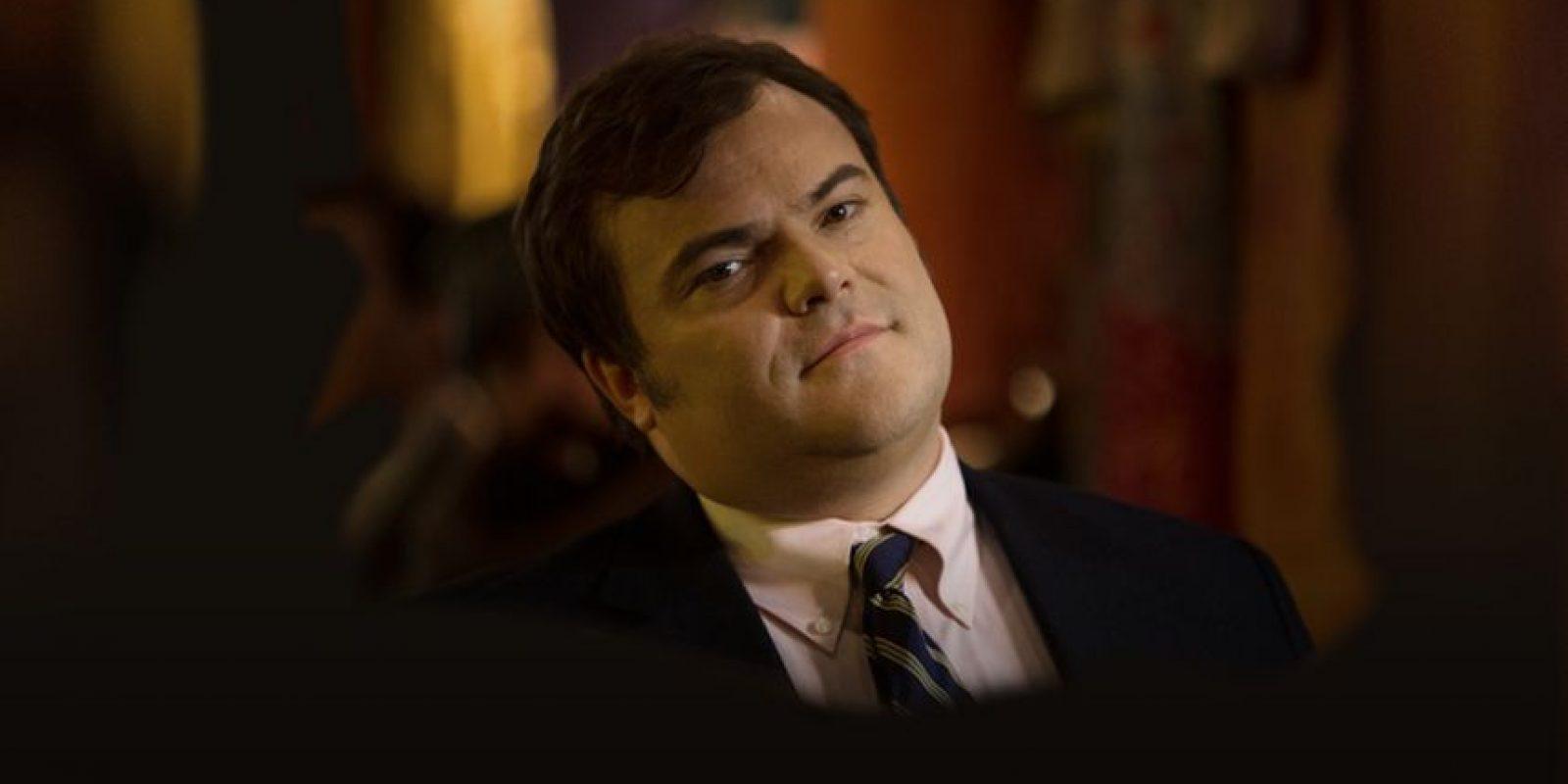 """Jack Black interpreta a uno de los protagonistas principales de nombre """"Alex Talbot"""", un humilde funcionario de política exterior Foto:HBO"""
