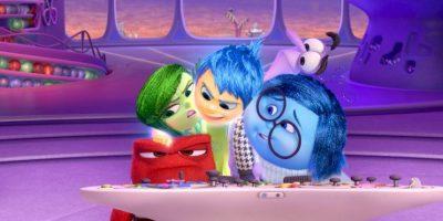 """Inside Out"" no se parece ni de por casualidad a ""Insidious 3"". Foto:vía Pixar"