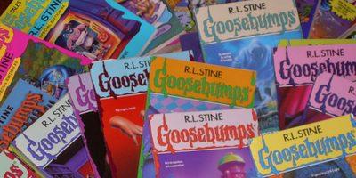 Y estos libros. Estaba de moda tenerlos y coleccionarlos. Foto:vía Tumblr