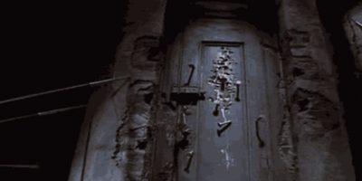 """El calabozo donde encerraban a los niños en """"Matilda"""". Foto:vía TriStar"""