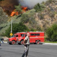 1. No encender fuegos en el campo, ya que pueden generar un incendio. Foto:AP