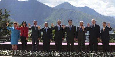 EN IMÁGENES. Estos son los 13 acuerdos alcanzados en la Cumbre SICA