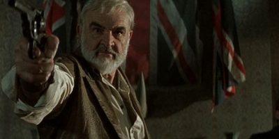 """10. Sean Connery con """"La Liga Extraordinaria"""" (2003). Foto:vía 20th Century Fox"""