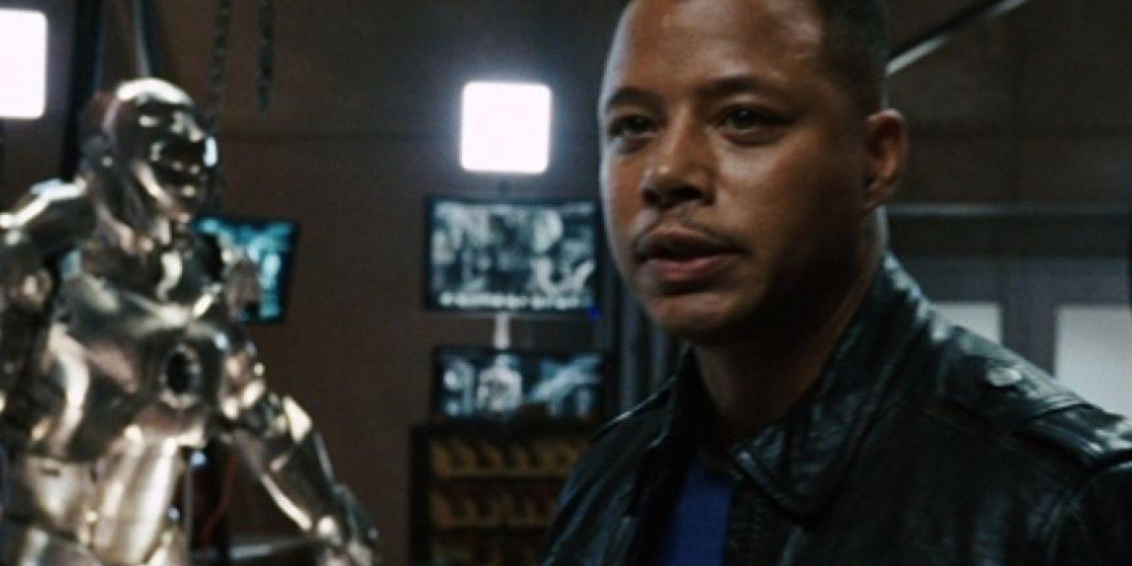 "14. Terrence Howard en ""Iron Man"" (2008). Foto:vía Disney"