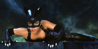 """2. Halle Berry por """"Catwoman"""" (2003). Foto:vía Warner Bros"""