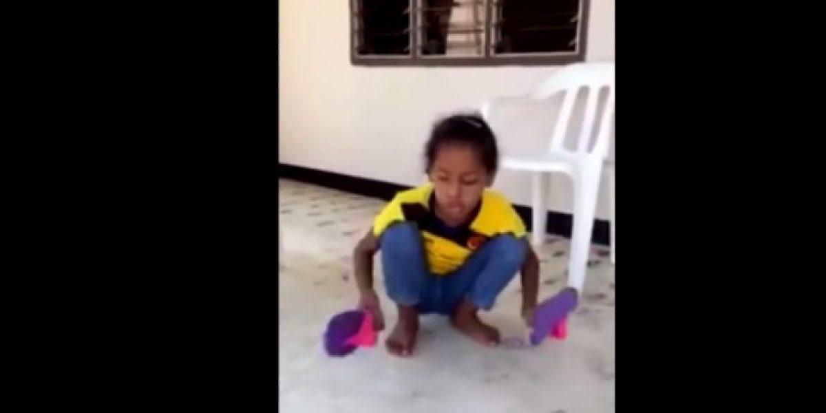 En tres minutos esta niña se robará tu corazón por su gran talento