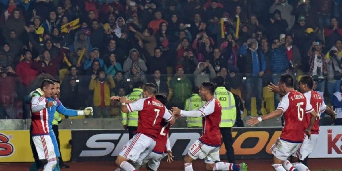 #Chile2015 Paraguay fue más certero en los penaltis y pasa a semifinales