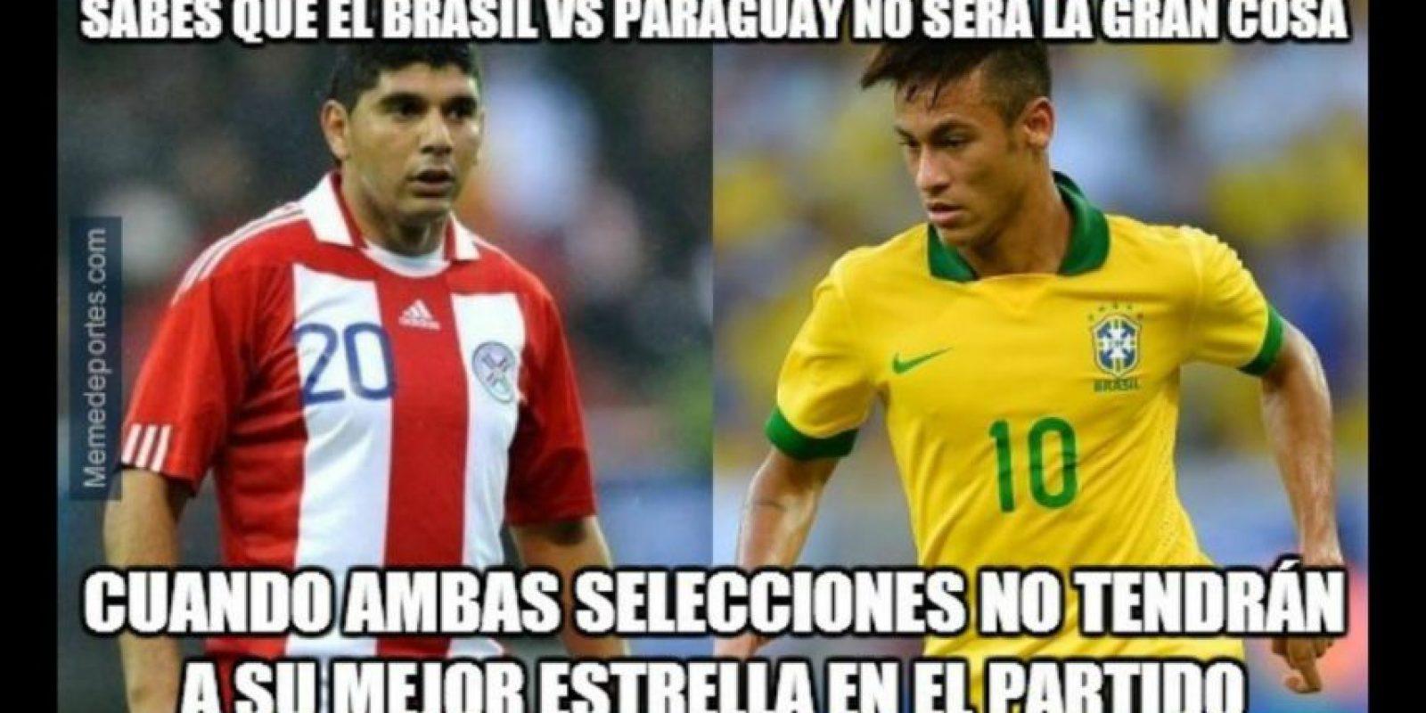 Y finalmente, Brasil fue eliminado desde los tiros penales. Foto:memedeportes.com