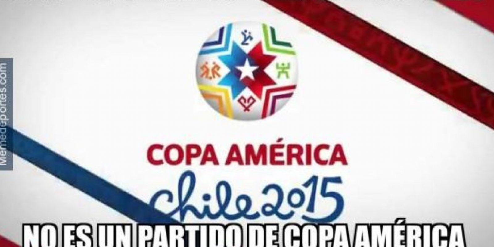 El arbitraje también fue criticado. Foto:memedeportes.com