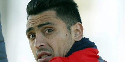 Jara se queda fuera de la Copa América tras suspensión