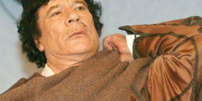 Linda Ngaujah también vio a Muammar Gadaffi, expresidente de Libia, quien fue asesinado en 2011. Este solo pedía piedad y dijo a la mujer que enseñara a los libios a creer en Jesús. Supuestamente el fuego lo tenía desfigurado. Foto:vía Getty Images