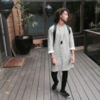 """Con mi música trato de evolucionar las consciencias y ayudar a que todo sea mejor y más luminoso. Hago lo mismo con la moda"""", declaró en una entrevista. Por eso lanzó su línea unisex de ropa, MSfTS . Foto:vía Instagram/christiaingrey"""