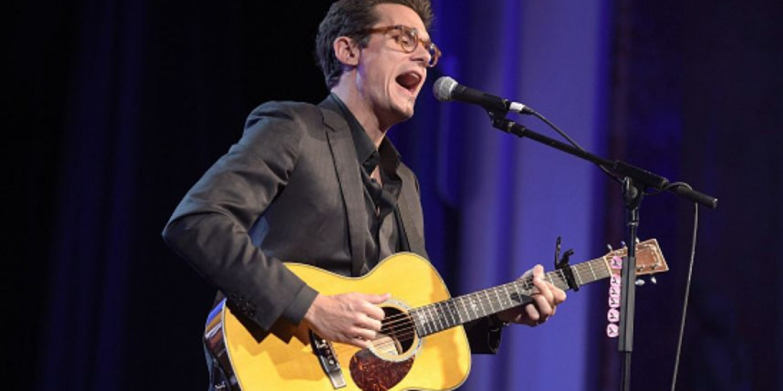 8. John Mayer. Foto: vía Getty Images