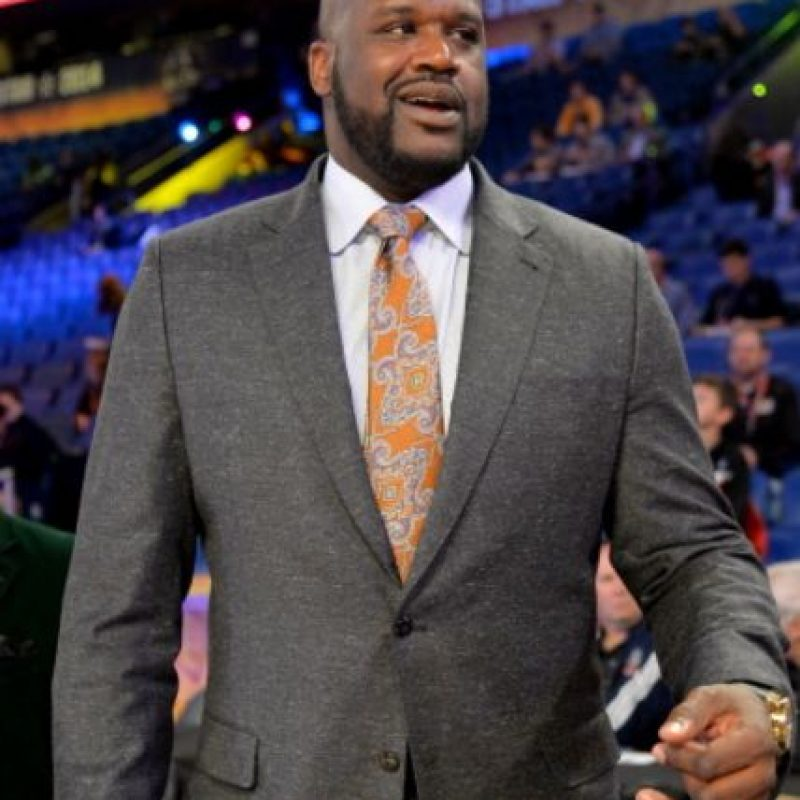 10. Shaquille O Neill. Foto:vía Getty Images