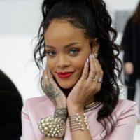 2. Rihanna. Foto:vía Getty Images