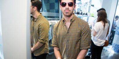 6. Joe Jonas. Foto:vía Getty Images