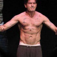 7. Charlie Sheen. Foto:vía Getty Images