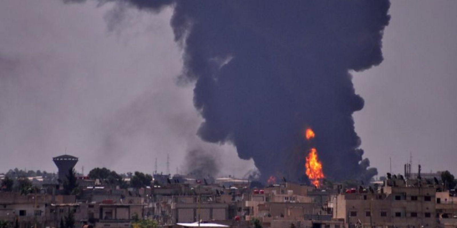 2. La mitad, civiles Foto:AFP