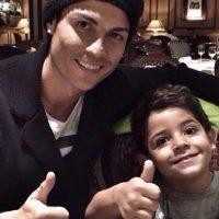 El niño nació en 2010, producto de una relación fugaz del delantero con una estudiante estadounidense. Foto:Vía instagram.com/Cristiano