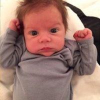 La cantante también demostró que el pequeño es muy parecido a su padre. Foto:Vía instagram.com/shakira
