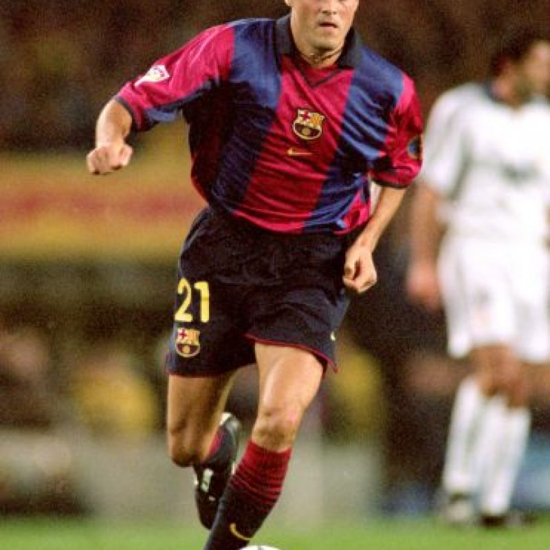 9. Luis Enrique Foto: Getty Images