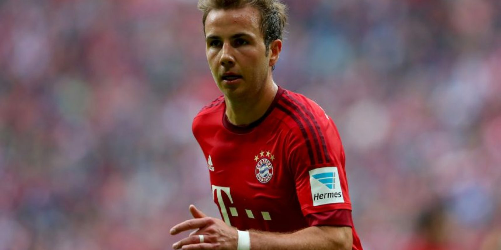 4. Mario Götze Foto: Getty Images